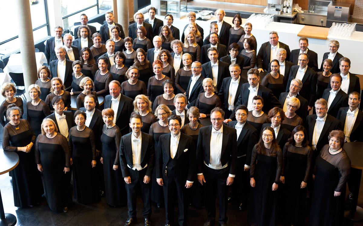 Chor der Deutschen Oper Berlin
