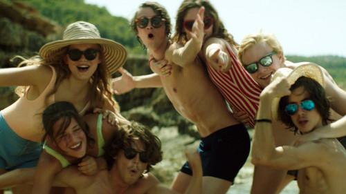 """""""Wir – Der Sommer, als wir unsere Röcke hoben und die Welt gegen die Wand fuhr"""" ©"""