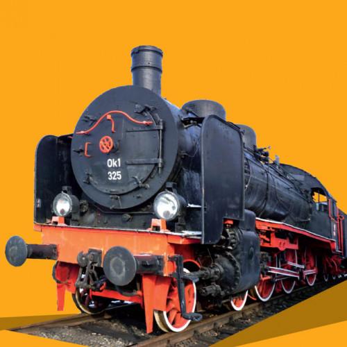 Achtung Zug! 175 Jahre Eisenbahn in Schlesien / ©