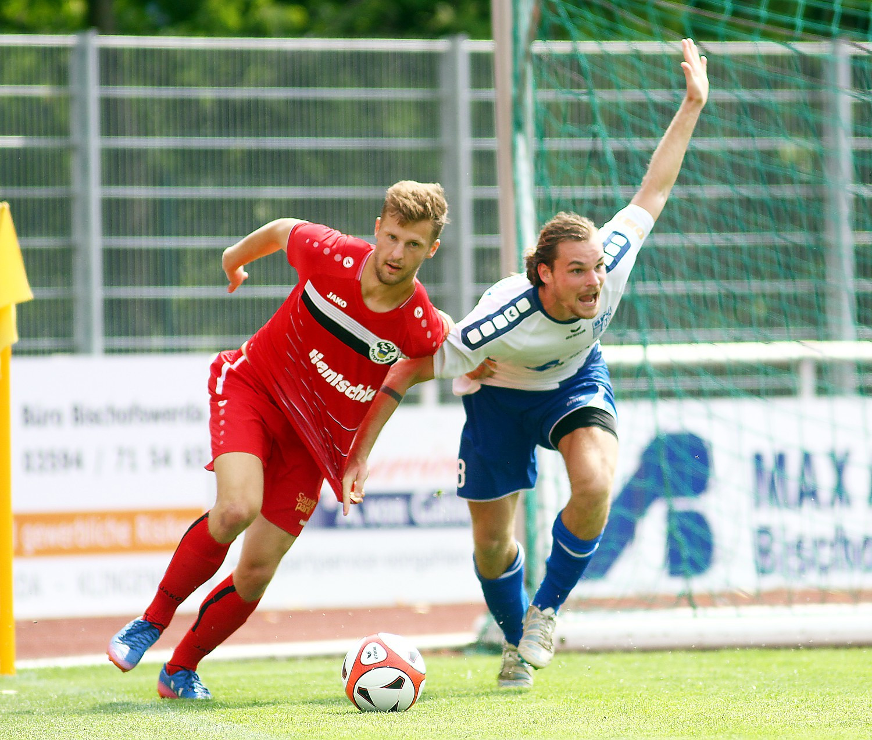FSV Budissa Bautzen - Bischofswerdaer FV 08 ©