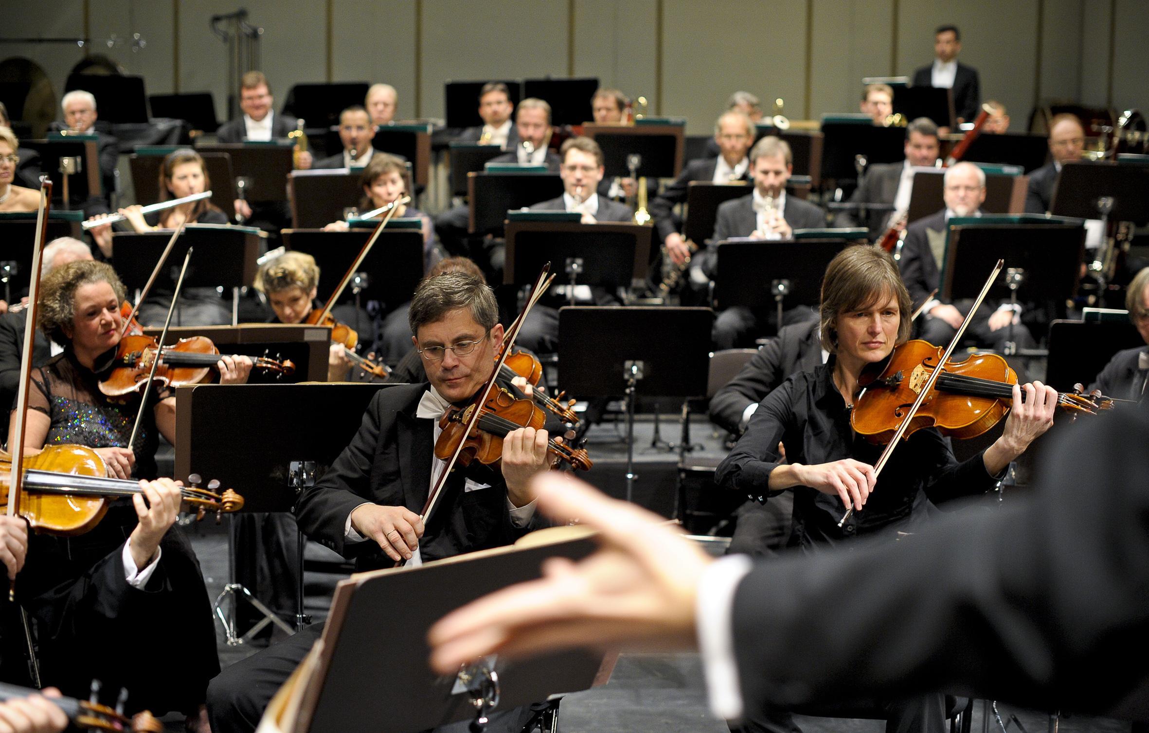4. Philharmonisches Konzert ©