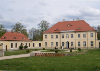 Schloss Königshain geöffnet