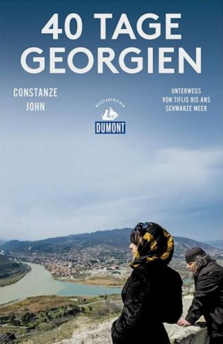 """Constanze John zu Gast in der Stadtbibliothek - im Gepäck """"Vierzig Tage Georgien – unterwegs von Tiflis bis ans Schwarze Meer"""" – ein Reiseabenteuer  ©"""