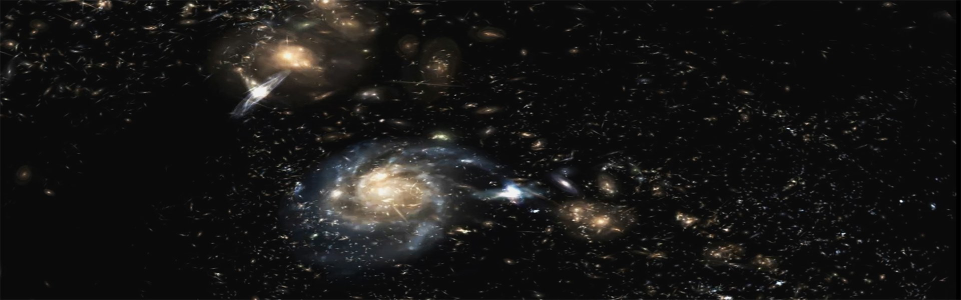 Geheimnisvolles Universum