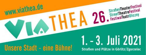 26. Internationales Straßentheaterfestival ViaThea 2021 - PLAN B / © 2021 / GHT