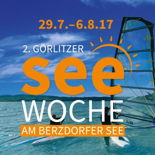 2. Görlitzer See-Woche am Berzdorfer See  / ©