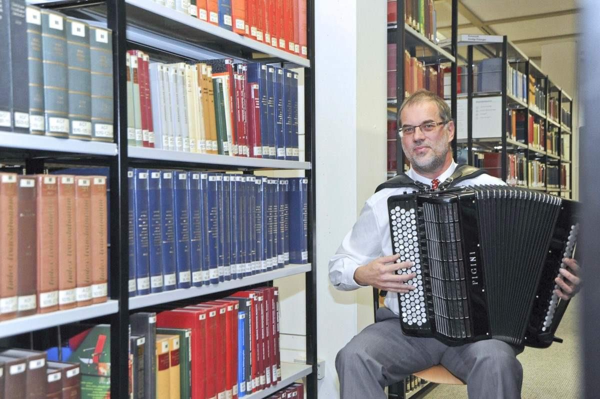 Prof. Dr. Jacobs - Akkordeon
