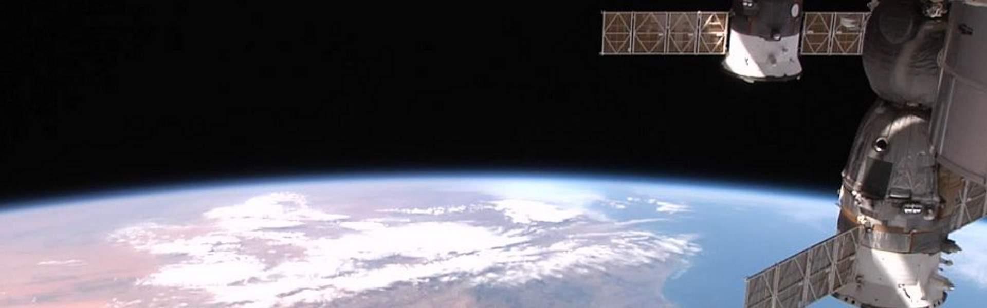 Erdbeobachtung mit Satellitenbildern: Der Blaue Punkt unter der Lupe