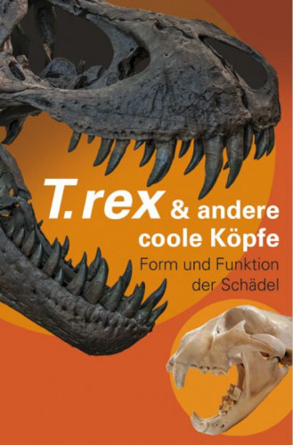 T. rex & andere coole Köpfe - Form und Funktion der Schädel / ©