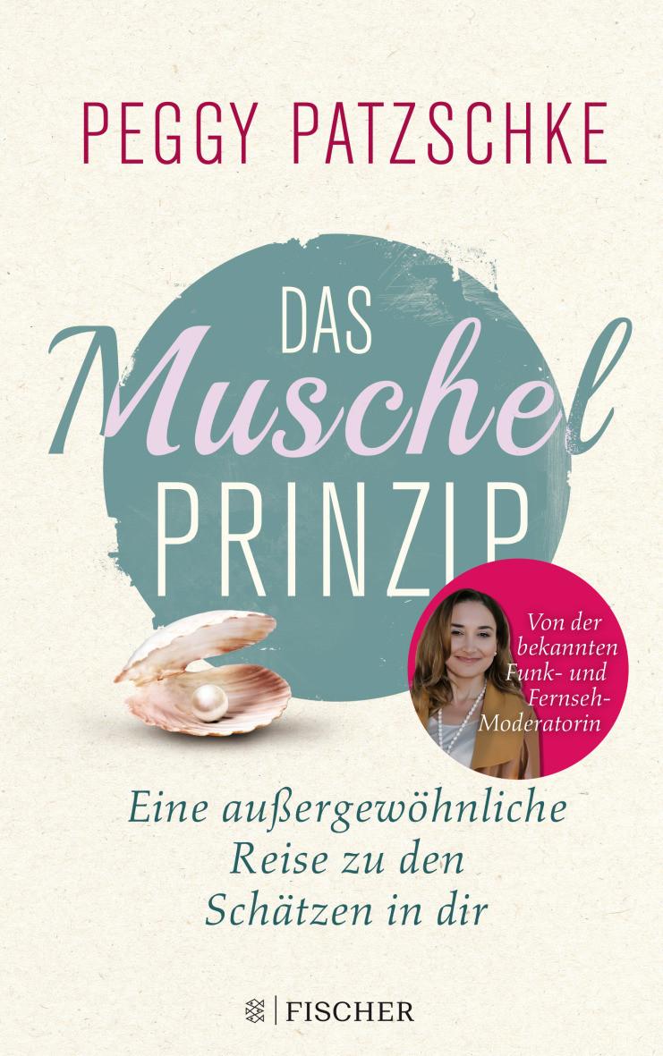 """Lesung: """"Das Muschelprinzip - Eine außergewöhnliche Reise zu den Schätzen in dir"""" ©"""