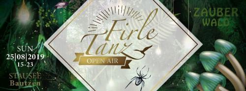 """5 Jahre FirleTanz Open Air 2019 """"Zauberwald"""" - Stausee Bautzen ©"""