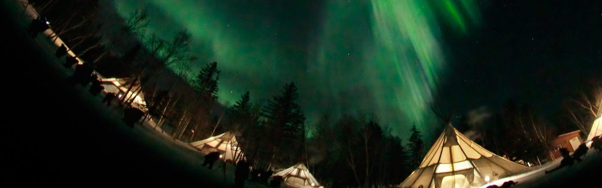 Aurora - Wunderbares Polarlicht
