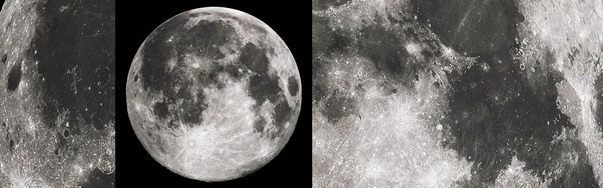 Geschichten – so schön und geheimnisvoll wie der Mond