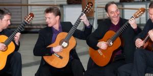 GuitArtist Quartett