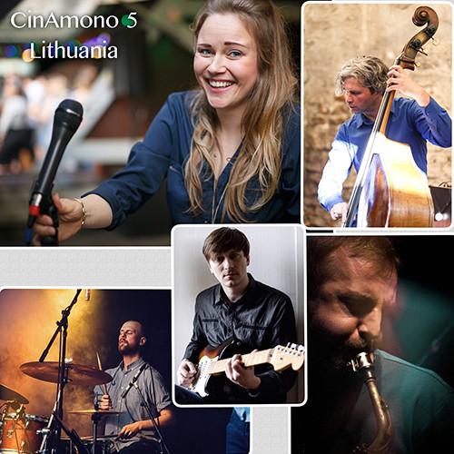 22. Jazztage Görlitz -  Laura Budreckyte + CinAmono  (LT) , Dainius Pulauskas Group  (LT) ,   Ivan Mazuze  (ZA, NOR)  / ©