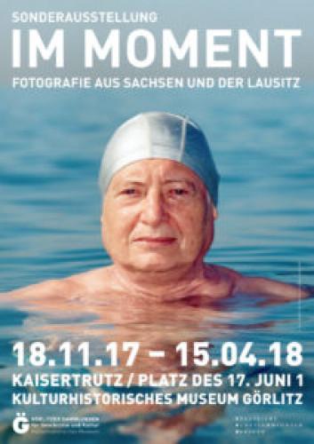 Sonderausstellung: Im Moment. Fotografie aus Sachsen und der Lausitz / © 2017 / GÖSAM