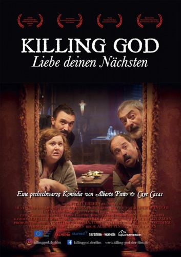 """Killing God – Liebe deinen Nächsten"" ©"