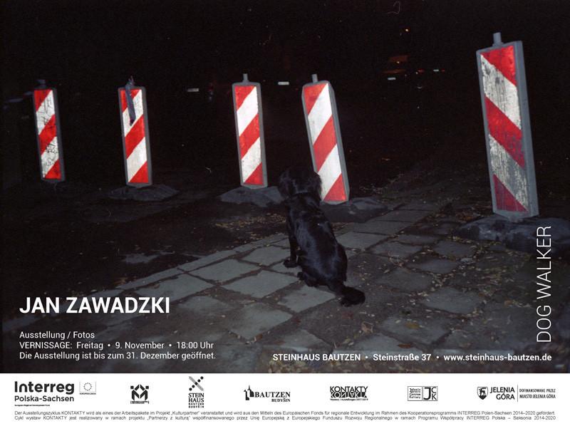 """Vernissage: """"Dog Walker"""" von Jan Zawadzki ©"""