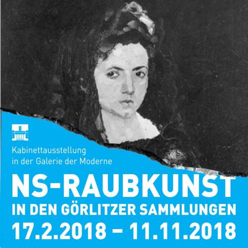 NS-Raubkunst in den Görlitzer Sammlungen / ©