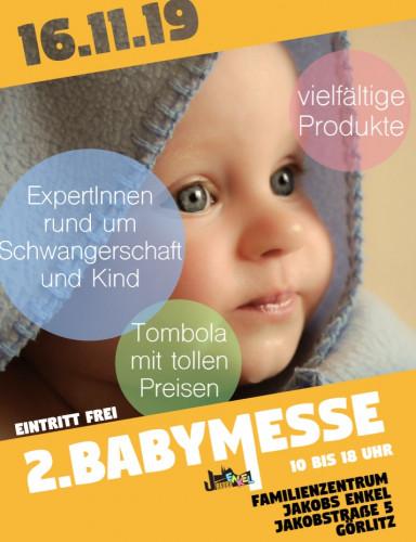 2. Deutsch-polnische Babymesse in Görlitz / ©