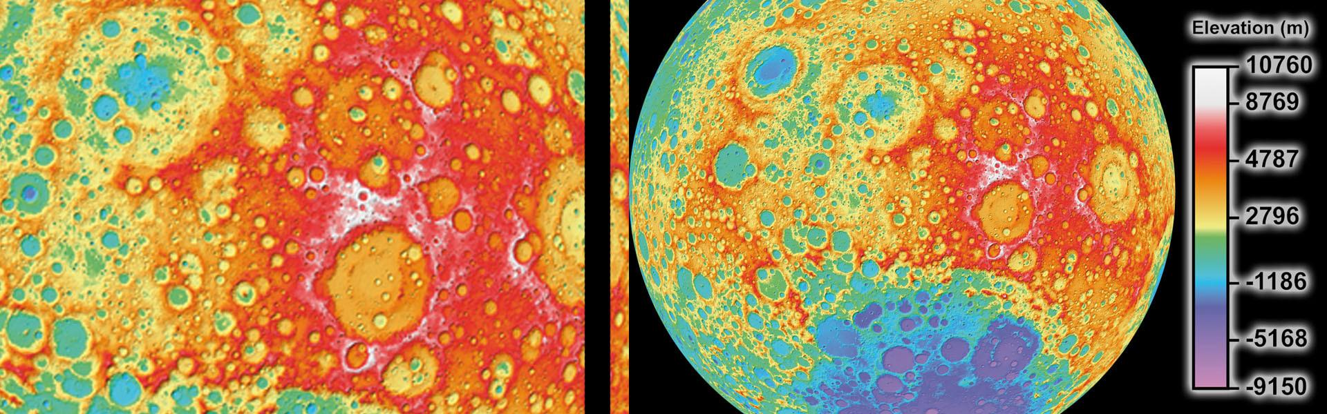 Die Erforschung des Mondes