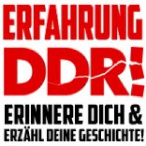 Erfahrung DDR / ©