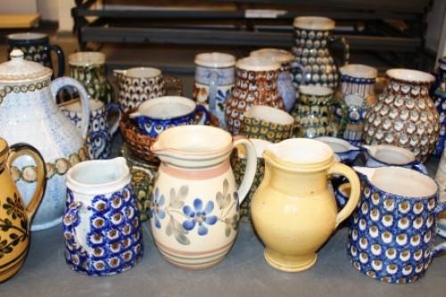 Letzter Ausstellungstag mit Führung »Die Sammlung Plewe. Oberlausitzer Keramik aus der ersten Hälfte des 20. Jahrhunderts« ©