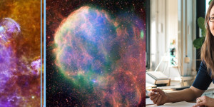Was ist der Ursprung der kosmischen Strahlung?
