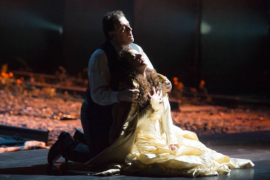 Aleksandrs Antonenko als Samson, Clémentine Margaine als Dalila