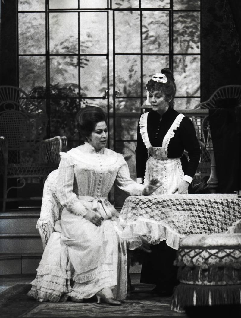 Gundula Janowitz als Rosalinde