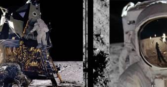 Wurde die Mondlandung im Filmstudio gefälscht?