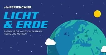 zdi-Feriencamp Licht und Erde