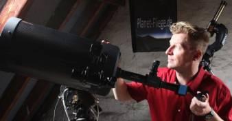 Astronomiekurse mit Tom Fliege