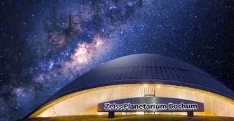 Wichtige Informationen zum Planetariumsbesuch