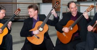 GuitArtist Quartett