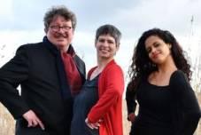 Joseph Feigl, Babette Bartz und Any dos Santos Lima | Dorit Gätjen
