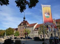 Frohburger Marktplatz
