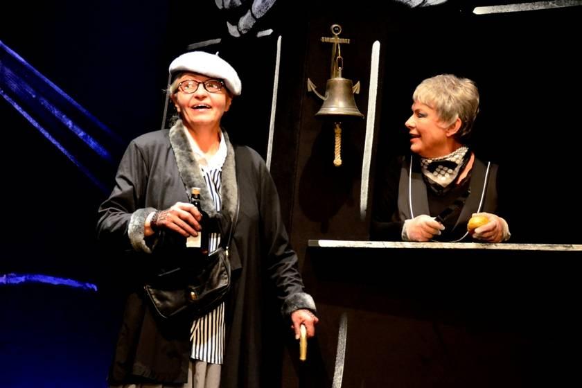 ALTER STROM - Undine Cornelius und Petra Gorr   Dorit Gätjen