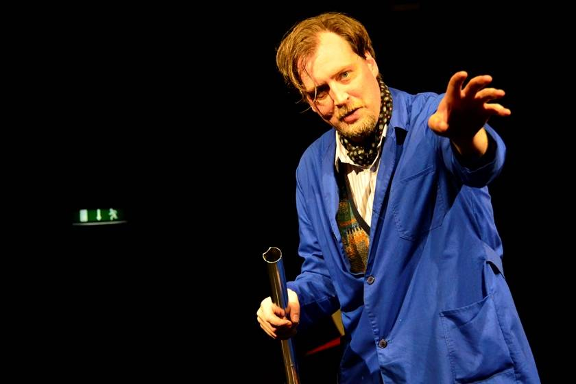 Alexander Wulke - DIE STERNSTUNDE DES JOSEF BIEDER | Dorit Gätjen