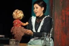 LA SIGNORA DORIA | Jamila Raimbekova als Doria | Thomas Häntzschel
