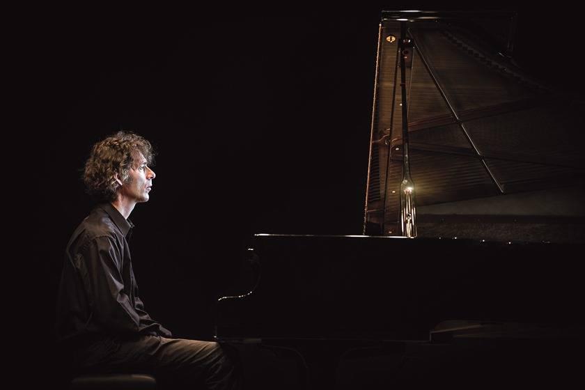 Pianist Bernd Glemser | Werner Kmetitsch