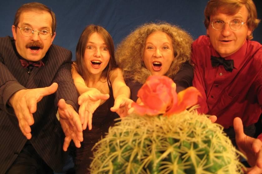Die Kaktusblüte - Ensemble |