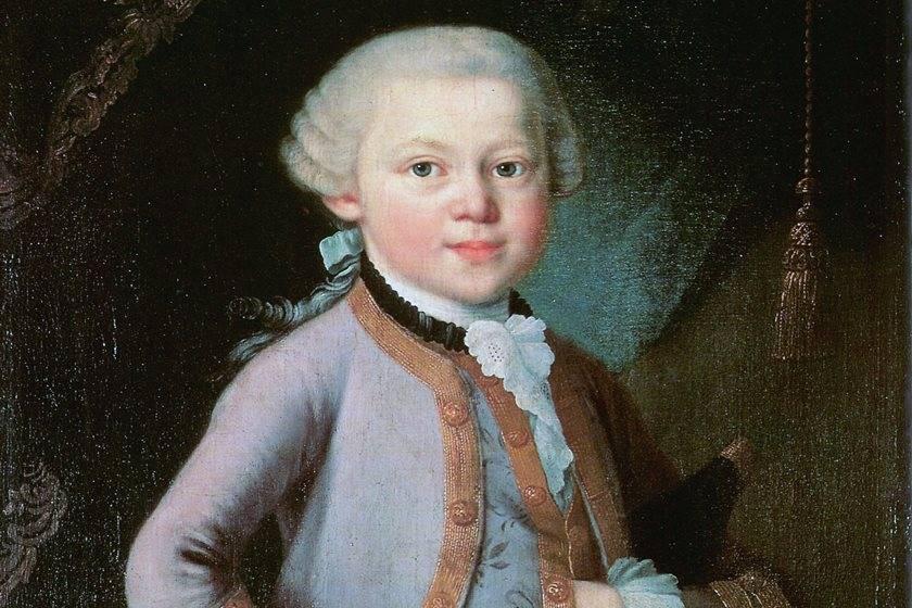 Wolfgang Amadeus Mozart |
