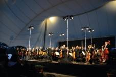 Die Norddeutsche Philharmonie Rostock auf der IGA Parkbühne | Dorit Gätjen