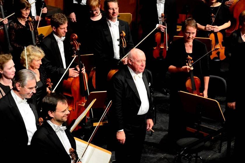 Ehrendirigent Wolf-Dieter Hauschild | Dorit Gätjen