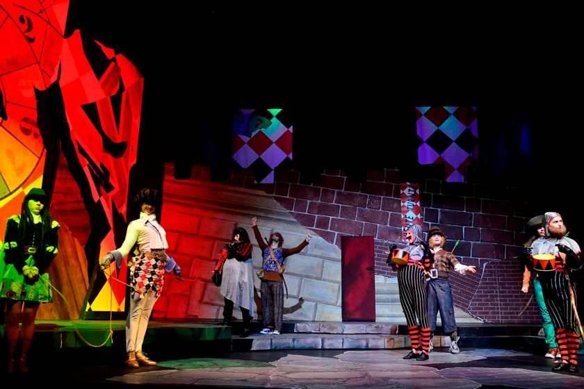 ROBIN HOOD - Tanzcompagnie des Volkstheaters | Dorit Gätjen