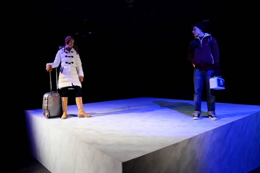 norway.today - Lia J. von Blarer als Julie & Luke Neite als August | Dorit Gätjen