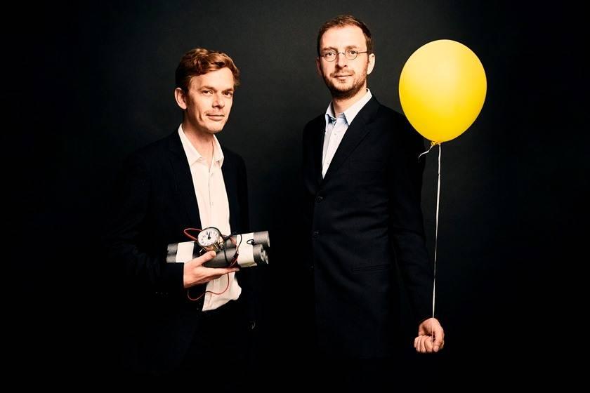 Das Kabarettduo DIETRICH & RAAB | Timo Roth