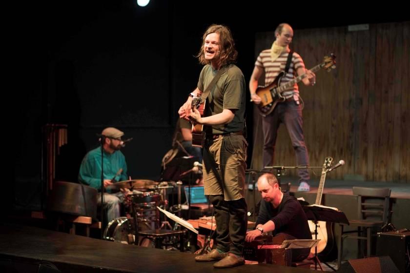 SPUR DER STEINE | Christian Kuzio und Ensemble | Frank Hormann