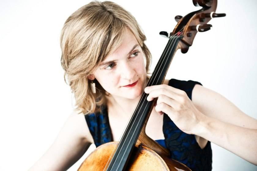 Cellistin Tanja Tetzlaff | Giorgia Bertazzi